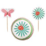 Wilton Modern Garden Party Cupcake Combo