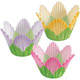 Wilton Assorted Petal Baking Cups