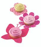 Wilton Cupcake Skirt Blossoms