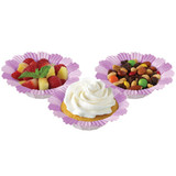 Wilton Lavender Blossom Baking Cups
