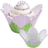 Wilton Lavender Petal Baking Cups