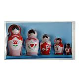 Meri Meri Russian Doll Cookie Cutter Set