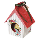 Meri Meri Bird House Cupcake Box Small