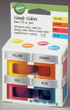 Wilton Primary Candy Colors Set