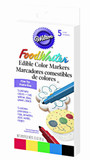 Wilton Foodwriter Set - Primary Colors Fine Tip