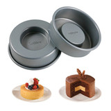Wilton Tasty Fill 2 Piece Mini Cake Set