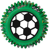 Wilton Standard Soccer Baking Cups