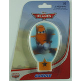 Disney Planes Flat Candle