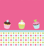 Sweet Treats! Plastic Tablecover