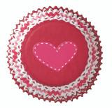 Valentine Standard Baking Cups