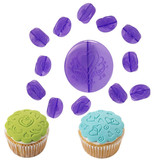Wilton 14-pc Hearts Fondant Cupcake Decorating Set