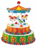 Wilton Carousel Cake Stand
