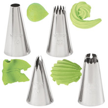 Wilton borders tip set