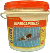 Fi Clor Super Capsules - Chlorine for indoor pools