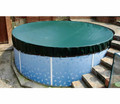 Round Winter Debris Cover for Round Above Ground Pools