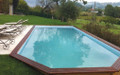 GardiPool Rectoo Wooden Pool