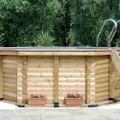 Certikin Wooden Pool 4.2m Octagon