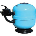 Lacron LSR Pool Filter with Side Mount Valve