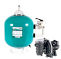 Triton Filter and Sta Rite Pump Package