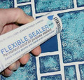 Flexible Sealer 4oz Tube: Liner, Crack and Leak Repair