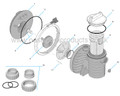 Buy Spare Parts For Sta Rite 5P4R Pool Pump