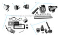 Buy Spare Parts For Jandy Heating - Electrical Heat Exchangers