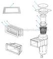 Buy Spare Parts For Certikin Skimmer HD100N - 101LS - 101CS