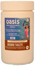 1kg Bromine Tablets for Hot Tubs and Pools