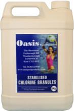 Stabilised Chlorine Graules 5kg