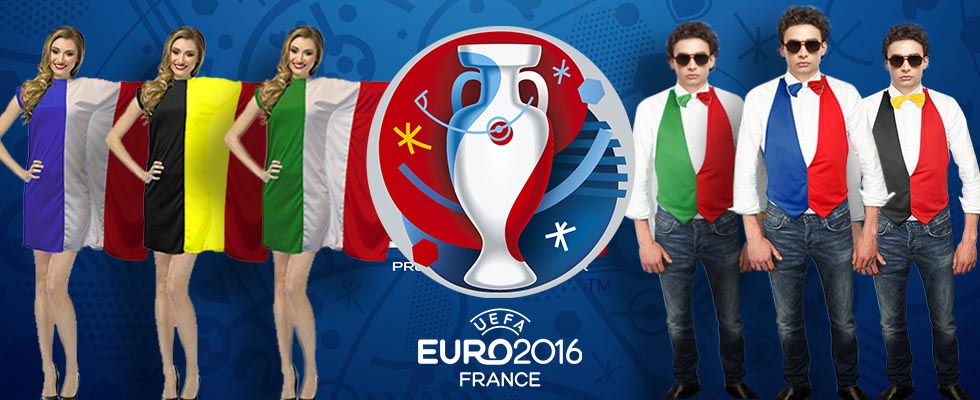 Euros 2016 - Fancy Dress
