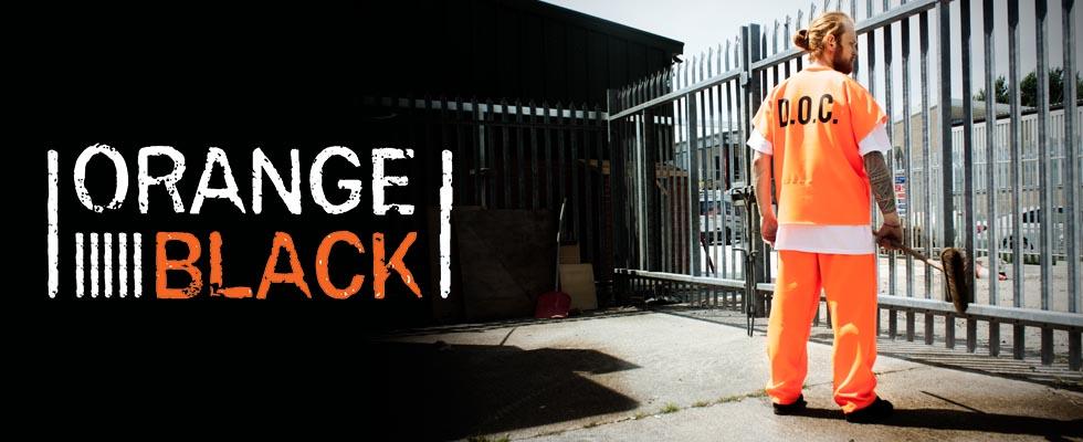 Orange is the new Black - Fancy Dress