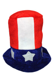 Uncle Sam American I Want You Top Hat USA propaganda TopHat 4th July