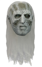 Officially Licenced Game of Thrones White Walker Full Latex Overhead Halloween Mask