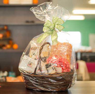 Gift Basket (SM) | MainStreet Fudge and Popcorn Co