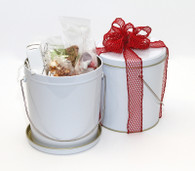 Holiday Canister | MainStreet Fudge and Popcorn in Ohio