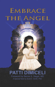 """Embrace the Angel"" is a story like no other.  Over 30 years in the making, this book is an intimate journal, an exposé, a transformational guide, a non-fiction novel.  Easy to read, yet riveting, once you pick it up, you won't put it down until it's over.  Through the eyes of a child, you will tap into your ""Power Within,"" discover ways to heal your soul, and understand the meaning of life and death.  How?  The answers are in Amber's hands.  And in her hands, The Key.  With the Foreword written by Bernie Siegel, Amber's surgeon, you will learn how he collaborated with Patti to help Amber ""cross over the threshold"" and into Heaven.  As a result, the rest of her life was magical and her death was miraculous.  Embracing life AND embracing death is a powerful legacy the Amber left behind for us to treasure.  Elisabeth Kubler-Ross, after reading ""Embrace the Angel:"" ""I read it through and through all over again. It's very beautiful and very touching, especially her dreams and her courage and wisdom. You need to share this with the world—for Amber and Chad and all the many parents who need to know."""