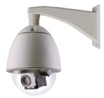 Security Cameras PTZ Cameras PTZ-DOME-CO-HR-LL-27X-WP-E  -  CD52W-E