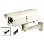 Security Cameras Night Vision Cameras CSCAM-DN-HR-X-520-WP-IR170  -  CHZ45IR-24V