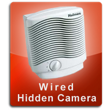 Air Purifier Wired Series Hidden Nanny Camera  -  AIRCLEANER-WIRED