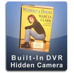 Book Safe DVR Series Hidden Nanny Camera  -  BOOK-DVR