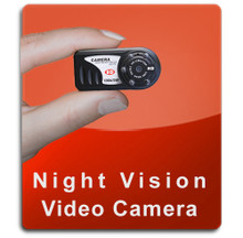 Hide-It-Yourself Square Pinhole Lens Wired Nanny Camera This Hide It Yourself Square camera is so small you can hide it virtually anywhere.