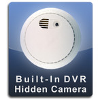Smoke Detector DVR Series Hidden Nanny Camera  -  SMOKE-DVR