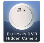 Smoke Detector DVR Series Hidden Nanny Camera  -  SMOKE-DVR