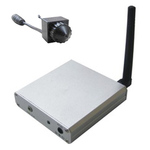 Hide-It-Yourself Square Pinhole Lens Wireless
