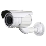 Color Switching Outdoor High Res Zoom Night Vision Security Camera