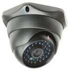 Color Switching Indoor High Res Night Vision Security Camera with Microphone