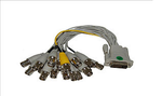 Replacement Pigtail for GeoVision DVI-Type PC-DVR Cards