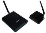 Long Range Wireless Transmitter and Receiver Kit for Security Cameras
