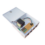 Accessories Power Panels PS-PANEL-12V-DC-4  -  PS-4DC