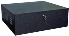 Steel Lockbox for Slimline PCs, DVRs, and VCRs  -  LOC200